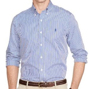 Polo Ralph Lauren Striped Button Down Shirt